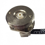 (10200-EXT-SMAM-200-17-INS) <br>HF Extended NMO Mount 17 LMR200 SMA MALE INSTALLED