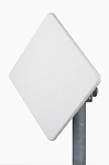 (MA-WA58-1X POLE MOUNT) Mars Antenna<br>23dBi 5 GHz Panel Ant. Pole Mnt
