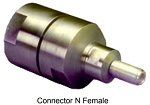 (NF-HCA158-002) N Female Connector for 1-5/8