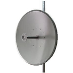 (HDDA5W-32-SP) Laird Antenna<br> 32dbi 4.9-5.875GHz 3ft Dish Ant.