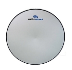 (HPD6-18RS) Radiowaves<br>6 ft High Performance Antenna 17.7-19.7 GHz Dual Polarized 2 x PBR220 Interface