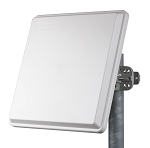 (MA-WA56-DP25NB) Mars Antenna<br> 24.5 dBi 4.9-5.875 GHz Panel Dual Pole, MNT-22 Included