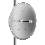 (RW-9721-5158) Radwin 5000 HSU & 2000, 28dBi, 4900-6060MHz, 5.6 degree Dual Polarization-Directional Antenna