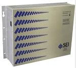 (SEI-250/48-P)   SEI DC UPS Battery Backup Power Supply, 85 - 264 VAC Input, 54.4 - 55 VDC Output, 250 watt At 5 amp