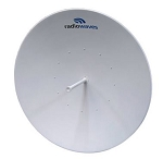(SP6-2/5NS) Radiowaves<br>6ft Standard Performance Antenna 2.4-2.5 & 5.725-5.85 GHz Dual Band  N-Female Interface