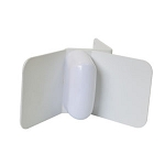 (SCR-2400/5500-WHT) Mobile Mark<br>Dual Band Corner Reflector with N connector